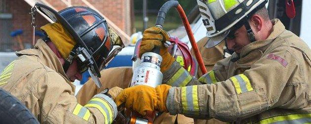 Alternative Fuel Accident Training